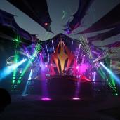 Biolive--10-Years - Global Visual Project - Event Designer - Light Show - Decoration Project - Laser Show - Biolive - Impact-Vision