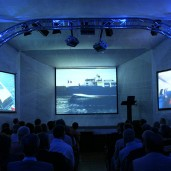 CGN-Inauguration - Stage Design - VIdeo Project - Light Design - Impact-Vision