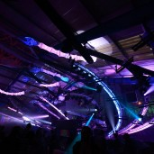 Timegate-2011 - Event Designer - Global Visual Ptoject - Light ans Laser Show - Stage Design - Decoration and Video Project - Biolive - Impact-Vision