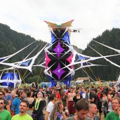 Summer Never Ends Festival-2011 - Global Visual Project - Light Design - Laser ans Light Show - Decoration Project -  Video Project - Pyrotechnics - Impact-Vision