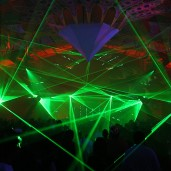 Timegate-2012 - Global Visual Project - Laser and Light Show - Stage Design - Video Project - Decoration Project - Biolive - Impact-Vision