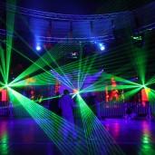 Psychedelight-Aztek-2012 - Light Design - Laser Show - Impact-Vision