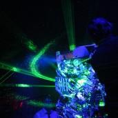Psychedelight-Aztek-2012 - Light Show - Laser Show - Impact-Vision