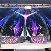 Summer Never Ends Festval-2011 - Stage Design - Decoration Project - Impact-Vision