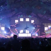Timegate-2012 - VIdeo Project - Stage Design - Light Show - Decoration Project - Biolive - Impact-Vision