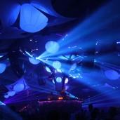 Timegate-360 - Decoration Project - Stage Design - Light Show - Biolive - Impact-VIsion