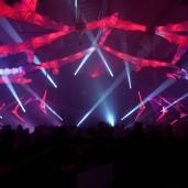 Timegate-2010 - Event Designer - Decoration Project - Light Show - Biolive - Impact-Vision