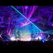 Timegate-2010 - Laser Show - Stage Design - Video - Decoration - Biolive -  Impact-Vision