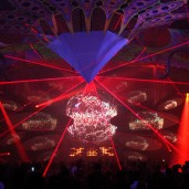 Timegate-2012 - Global Visual Project - Laser and Light Show - Video Project - Event Designer - Biolive - Impact-Vision