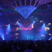 Timegate-2012 - Decoration Project - Video Project - Light Show - Event Designer - Biolive - Impact-Vision