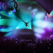 Timegate-2012 - Event Designer - Light Show  - Global Visual Project - Decoration Project - Biolive - Impact-Vision