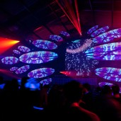 Timegate-2012 - Light Show - Laser Show - Video Project - Decoration Project - Biolive -  Impact-Vision