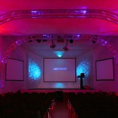 ZCGN-Inauguration - Global Visual Project - Light Designer - Video Project - Impact-Vision