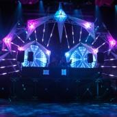 CatelofPsy 14 - Petit Cristal -  Decoration  - Event Designer - Stage Design - Video - Light Design- Light Operateur - Light Show - Laser Show - Effets FX  - Impact-Vision