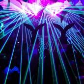 CatelofPsy 14 - Laser -  Decoration  - Event Designer - Stage Design - Video - Light Design- Show Laser - Light Operateur - Impact-Vision