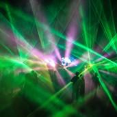 Electroziles 14 - Laser - Event Designer - Decoration - Light and Laser Show - Light Operator - Impact-Vision