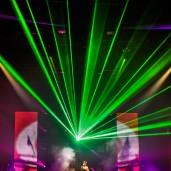 Gay Pride 11 - Laser - Laser Show - Decoration - Impact-Vision