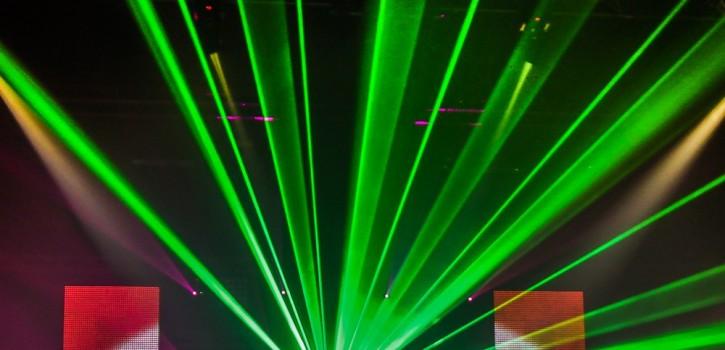 Laser – GayPride