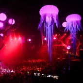 Sonic22 14 - Jellyfish -  Decoration - Event Design - Stage Design - Impact-Vision