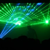 Marvellhouse 14 - Laser - Light Operator - Laser Show - Light Show - Impact-Vision