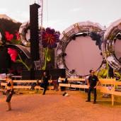 Summer Never End Festival 13 - Cerces -  Decoration  - Event Designer - Stage Design - Video - Light Design- Light Operateur - Impact-Vision