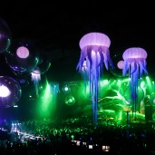 Sonic22 14 - Bulles -  Decoration - Event Design - Stage Design - Impact-Vision