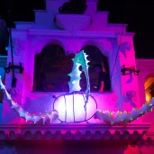 Spark 14 - Tentacule Lycra -  Decoration  - Event Designer - Stage Design - Video - Light Design- Light Operateur - Light Show - Laser Show - Effets FX  - Impact-Vision