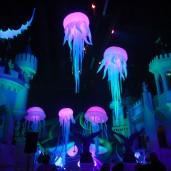 Spark 14 - Jellyfish -  Decoration  - Event Designer - Stage Design - Video - Light Design- Light Operateur - Light Show - Laser Show - Effets FX  - Impact-Vision