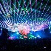 Wintersound 14 - Laser - Decoration - Event Design - Light Designer - Stage Design - Light Operator - Light Show - Laser Show - Impact-Vision