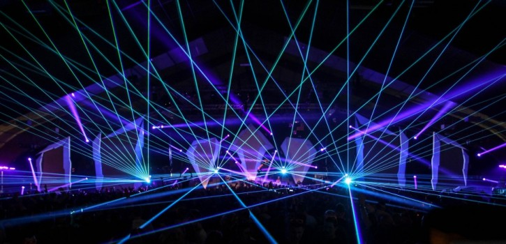 Laser Wintersound 15
