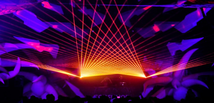 Laser Confusion 15